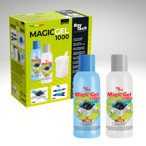 RAYTECH 1000ML MAGIC GEL      ( BOX 12 )