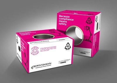 New Packaging From Prysmian