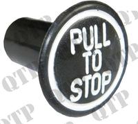 Stop Knob