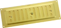 """MAP ADJUSTABLE VENT GOLD 9"""" X 3"""""""