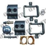 kit de réparation de la pompe hydraulique