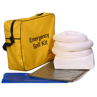 Oil Only - Containment & Absorption Kit, Shoulder Pack, 45ltrs