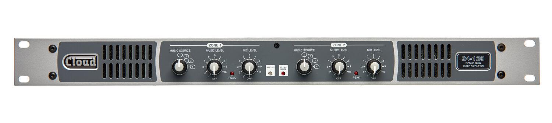 Cloud 24-120 2 Zone Integrated Mixer Amplifier