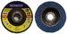 FALCOMFLEX  115x22mm GRIT 60 MOP DISC