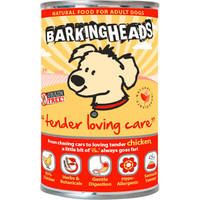 Barking Heads Cans Tender Loving Care 400g x 6