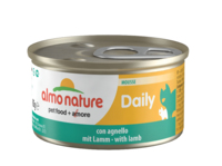 Almo Nature Daily Menu Cat Foil - Mousse with Lamb 85g x 24