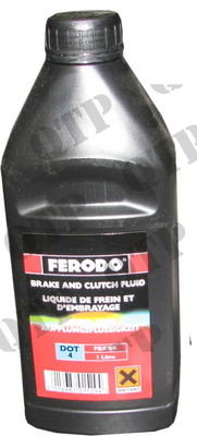 Brake & Clutch Fluid