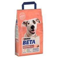 Beta Adult Sensitive - Salmon & Rice 2.5kg