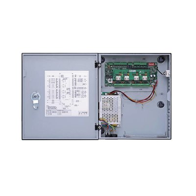 Four Door Two Way Access Controller with PSU
