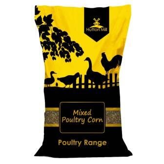 Hutton Mill Mixed Poultry Corn 20kg