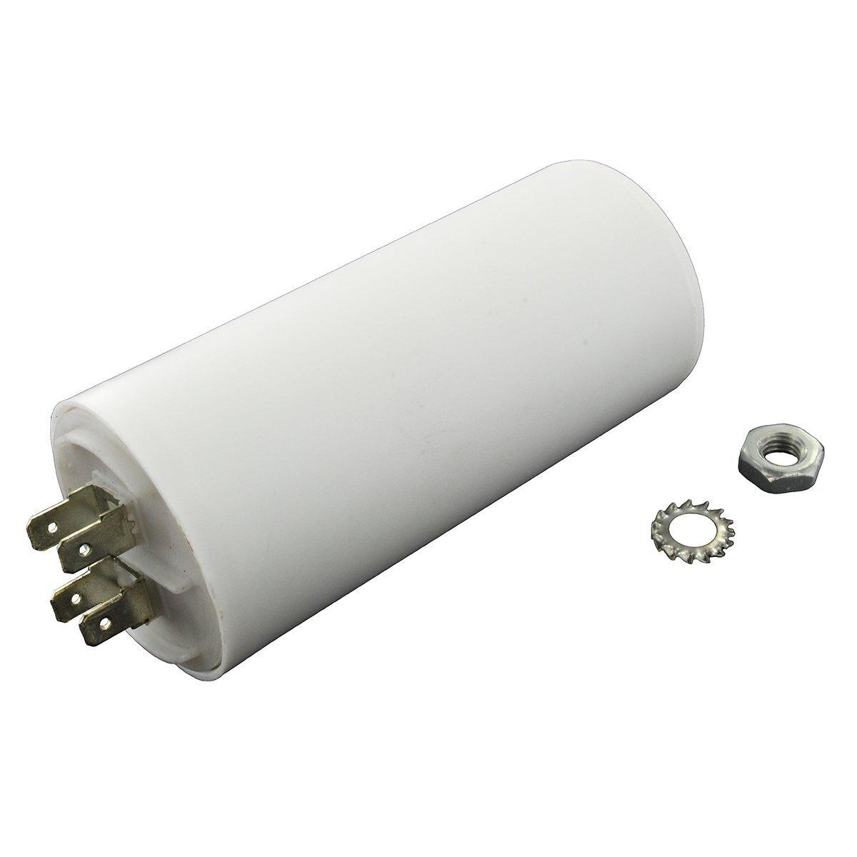Universal 3.0uF  Capacitor