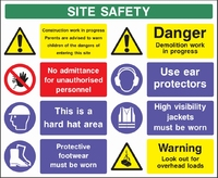 Construction Sign CONS0011-0125