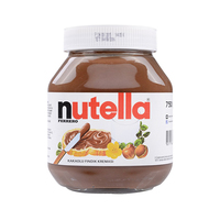 Nutella Nutella Hazelnut Spread T750 Jar 750g