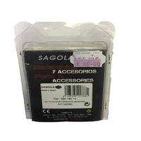 SAGOLA 56418014 SUCTION CUP FILTERS KIT  pack of 10