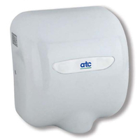 1.4KW Cheetah Hand Dryer White