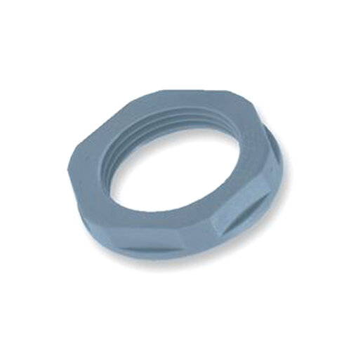 Grey Polyamide Locknut