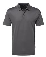 """TuffStuff Elite Polo Work Shirt Grey XX Large (52-54"""")"""