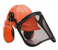 PORTWEST PW98 Forestry Combi Unit  w/Visor & Ear Defenders