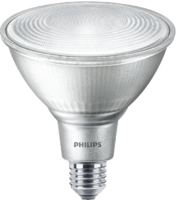 PHILIPS 13W PAR 38 100W 25 DEGREE 2700K INDOOR/OUTDOOR 1000 LUMEN DIMMABLE