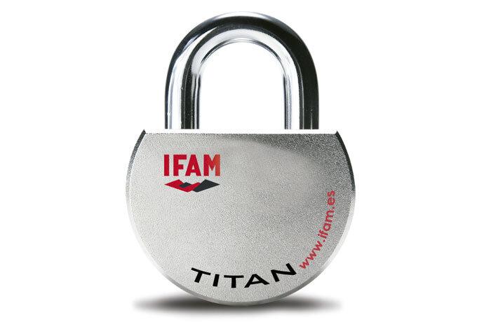 TITAN HIGH SECURITY GRADE 6