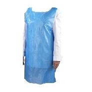 Blue Disposable Polyethene Apron Pack of 100