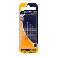 Korbond Easy Threading Needles