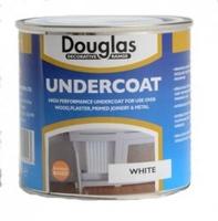 DOUGLAS UNDERCOAT PAINT WHITE 250ML