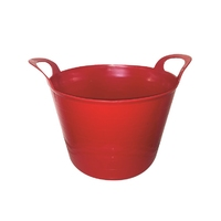 Flexi Tub 42L Large Red