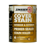 ZINSSER COVERSTAIN PRIMER SEALER 5LTR
