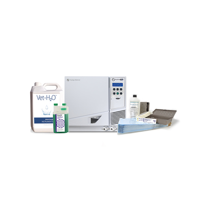 Prestige Anima Pro Autoclave with FREE consumables pack