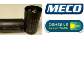motorstart meco capacitors