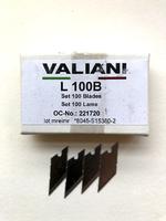 L100B Blades for 45° Cutting Head