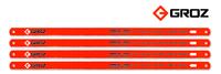 Groz Bi-Metal Hacksaw Blades - HSS - 300mm / 24TPI