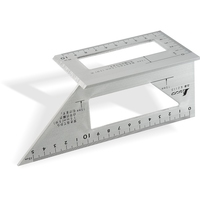 Mitre Template 150mm Aluminium