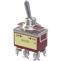 Switch| Toggle Switch 3Pins SPDT ON-OFF-ON 20A 125VAC