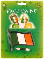 Face Paint Irish Flag. (Priced in singles, order in multiples of 6)