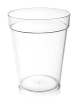 12Oz Tumbler Clear - Smooth