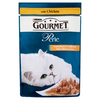 Gourmet Perle Pouch Grilled Chicken 85g x 24