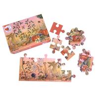 Children's Floor Puzzle - Garden
