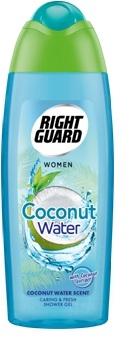 Right Guard Coconut Water Shower Gel 250ml