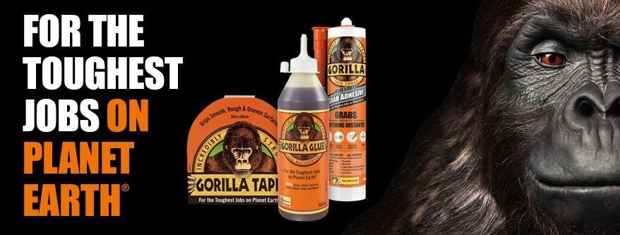 Gorilla General Banner