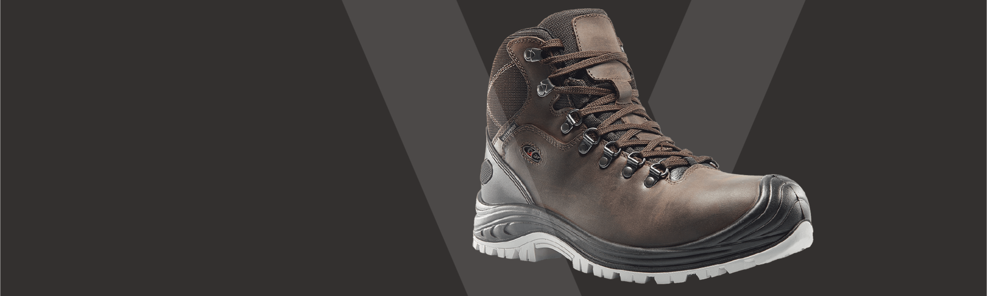 Garsport: The perfect safety mid-cut boots for the hardest and demanding jobs.