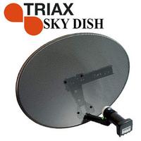 Triax Zone 2 SKY Dish w/ SKY Quad LNB