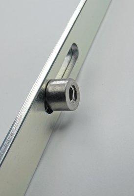 Lockmaster PL62HK 4 Roller Centre Hook Unsprung