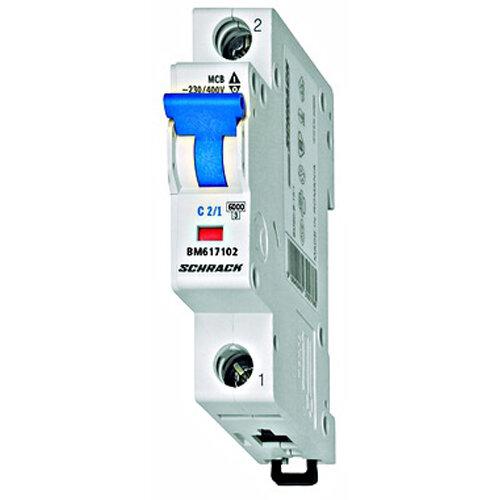 MCB, 50 Amp 1 Pole C Type