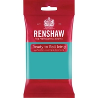 RENSHAW READY TO ROLL ICING JADE GREEN (1 x 250g)
