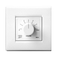QED WM14 Speaker Level Volume Control