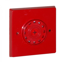 FLUSH SOUNDER RED 24 VOLT