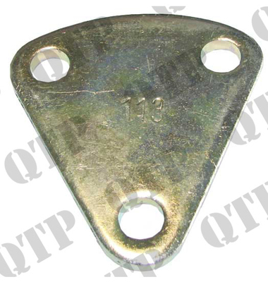 Foot Step Fitting Plate