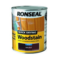 Quick Drying Woodstain 750ml Walnut
